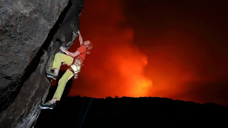 Capturing the drama of climbing a volcano with the EOS 5D Mark IV